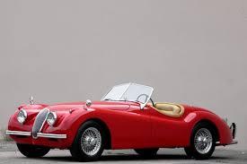 1953 jaguar xk 120 ots