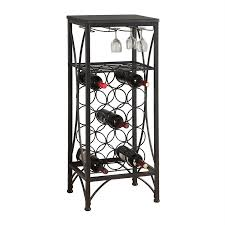 Floor Decor And More Brandon Fl by Shop Wine Racks At Lowes Com