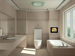 great bathroom ideas luxurious comfortable bathroom decoration with rectangular soaking