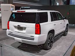first chevy suburban 2018 chevrolet tahoe and suburban rst embracing performance suvs