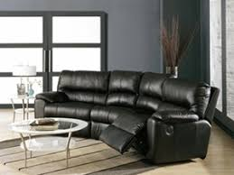Curved Sofa Leather Yale Palliser Leather Reclining Curved Sofa Town And Country