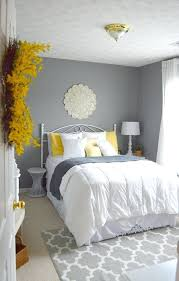 Guest Bedroom Color Ideas Yellow And Gray Bedroom Decorating Ideas Guest Bedroom Gray White