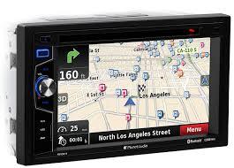 Amazon Com Planet Audio Pnv9674 Double Din Touchscreen