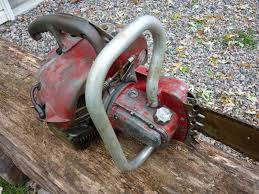 vintage chainsaw collection 09 13
