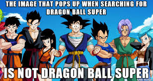 Dragonball Z Memes - 15 dragon ball super memes from the deepest depths of the internet