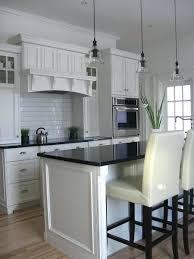 Backsplash For Black Cabinets - black and white granite countertop u2013 vernon manor com