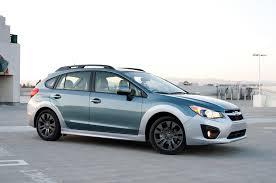 subaru sage green 2012 subaru impreza 2 0l sport limited verdict motor trend