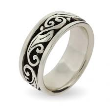 Custom Wedding Rings by Sterling Silver Wedding Bands Custom Wedding Rings For