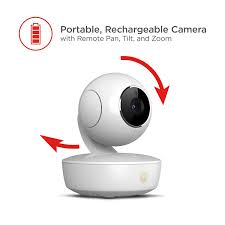 amazon com motorola mbp36xl portable video baby monitor 5 inch