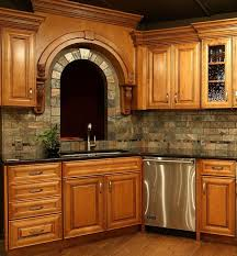 ideas for kitchen countertops and backsplashes best 25 slate backsplash ideas on backsplash