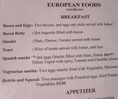 menu mistakes around the world travel leisure