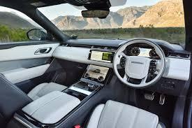 land rover hse interior my18 range rover velar d300hse r dynamic the torque