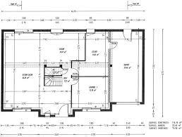 plan de maison 120m2 4 chambres bien de maison style dans plan maison plain pied 120m2 4 chambres