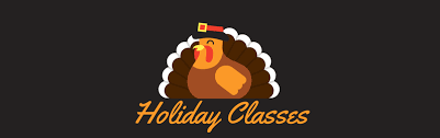 thanksgiving black friday classes empowered fitness baltimore