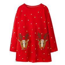 Jumping Meters Christmas Dress Baby Girl Clothes Autumn 2018 Toddler