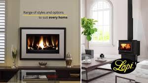 lopi fireplaces tvc 2017 youtube