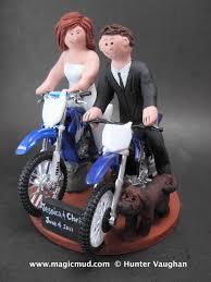 motocross bike cake wedding cake toppers dirt bike wedding cake toppers