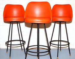 Bar Stool Sets Of 3 Barstools Etsy