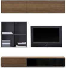 Tv Wall Units Contemporary Tv Wall Unit Lacquered Wood Glass Mdf Lugano