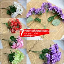 Wholesale Silk Flowers 140520 Alibaba China Factory Artificial Flowers Shenzhen Port