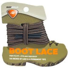 sof sole laces unisex trim to fit 84415 boot laces