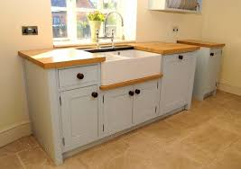 angled kitchen sink