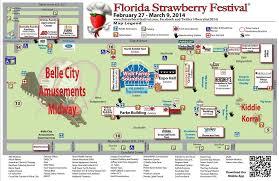 Plant City Florida Map by Fl Strawberries Com