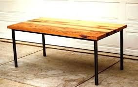 unfinished square coffee table raw wood coffee table contemporary coffee table wooden in reclaimed