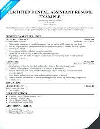 resume exles for dental assistant dental assistant resume sles dental assistant resume template