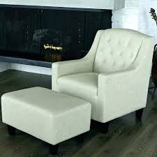oversized chair and ottoman slipcover ikea ektorp cover chair with ottoman oversized chairs chair with