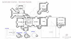 Castle Floor Plan by Aldourie Castle Gallery Elysian Estates