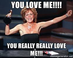 You Love Me Meme - give me some love charles franklin
