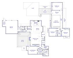 housing floor plans modern two story modern house plans simple two story middle class double