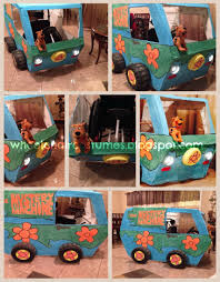 halloween costumes car wheelchair costumes the mystery machine from scooby doo
