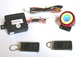 ncs compact motorbike alarm and immobiliser system