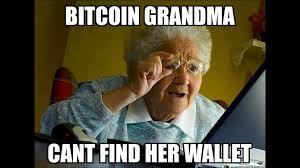 Bitcoin Meme - bitcoin grandma take my meme august 14th win 3 bitcoins youtube