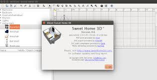 Home Design App Names Sweet Home 3d U2013 A Free Interior Design Application For Linux
