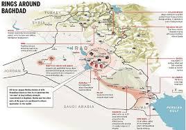 baghdad on a map souz info картография ирака