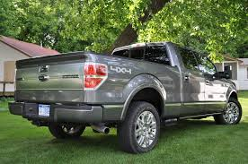 2011 ford trucks for sale review 2011 ford f 150 platinum the platinum standard