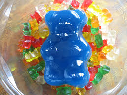 almost unschoolers giant homemade gummy bears
