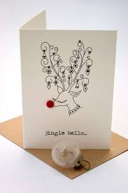 best 25 christmas cards drawing ideas on pinterest button cards