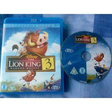 lion king 3 hakuna matata 2011 special edition blu ray