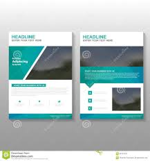 microsoft word templates for book covers green elegance vector leaflet brochure flyer business proposal