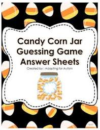 free math lesson u201challoween party game guess the number of