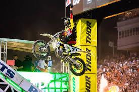 las vegas motocross race full race coverage of las vegas sx thriller motohead