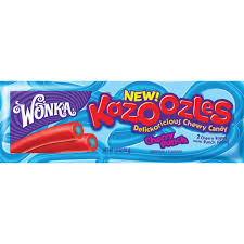 kazoozles candy where to buy kazoodooles candy wonka kazoozles cherry punch 51g american