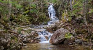 New Hampshire Waterfalls images 8 waterfalls in a day hiking in crawford notch nh state parks jpg
