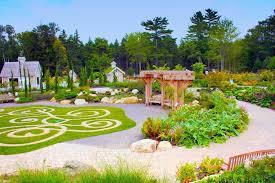 Coastal Maine Botanical Gardens Weddings Coastal Me Botanical Gardens Spruce Point Inn Resort Spa