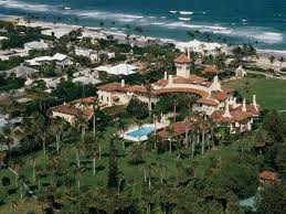 is trump at mar a lago inside donald trump s mar a lago estate where he s done so much for