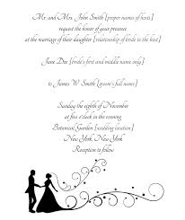 Formal Invitations Wedding Invitation Wording U2014 Healthy Eating In Fort Worth From